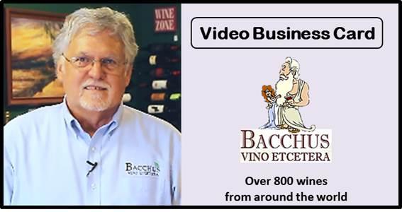 Bacchus Vino Etcetera