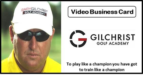 Gilchrist Golf Academy