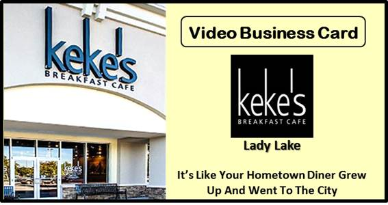 Keke's Breakfast Cafe - Lady Lake