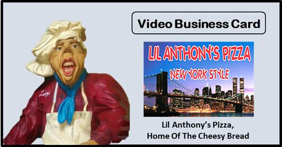 Lil Anthony's Pizza