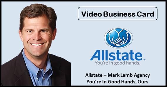 Mark Lamb Allstate Insurance