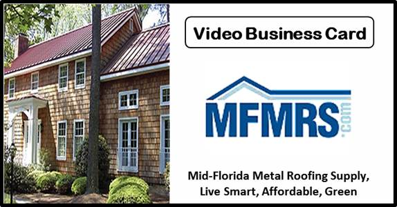Mid Florida Metal Roofing