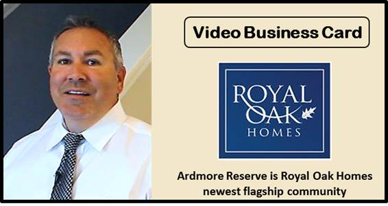 Royal Oak Homes Ardmore Reserve